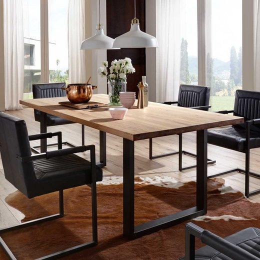 Pharao24 Tisch »Annalena«, aus Massivholz