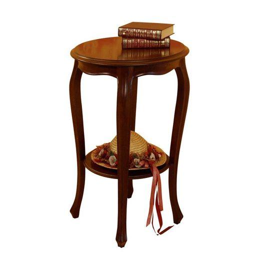 Pharao24 Tisch »Martina«, mit runder Tischplatte