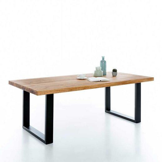 Pharao24 Tisch »Calama«, aus Massivholz