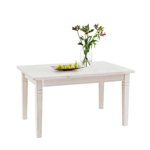 Pharao24 Tisch »Virucira«, aus Massivholz