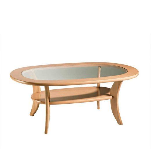 Pharao24 Tisch »Matreos«, mit ovaler Tischplatte