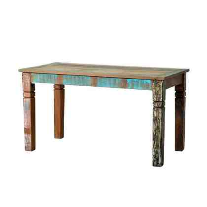 Pharao24 Tisch »Jacinta«, aus Massivholz
