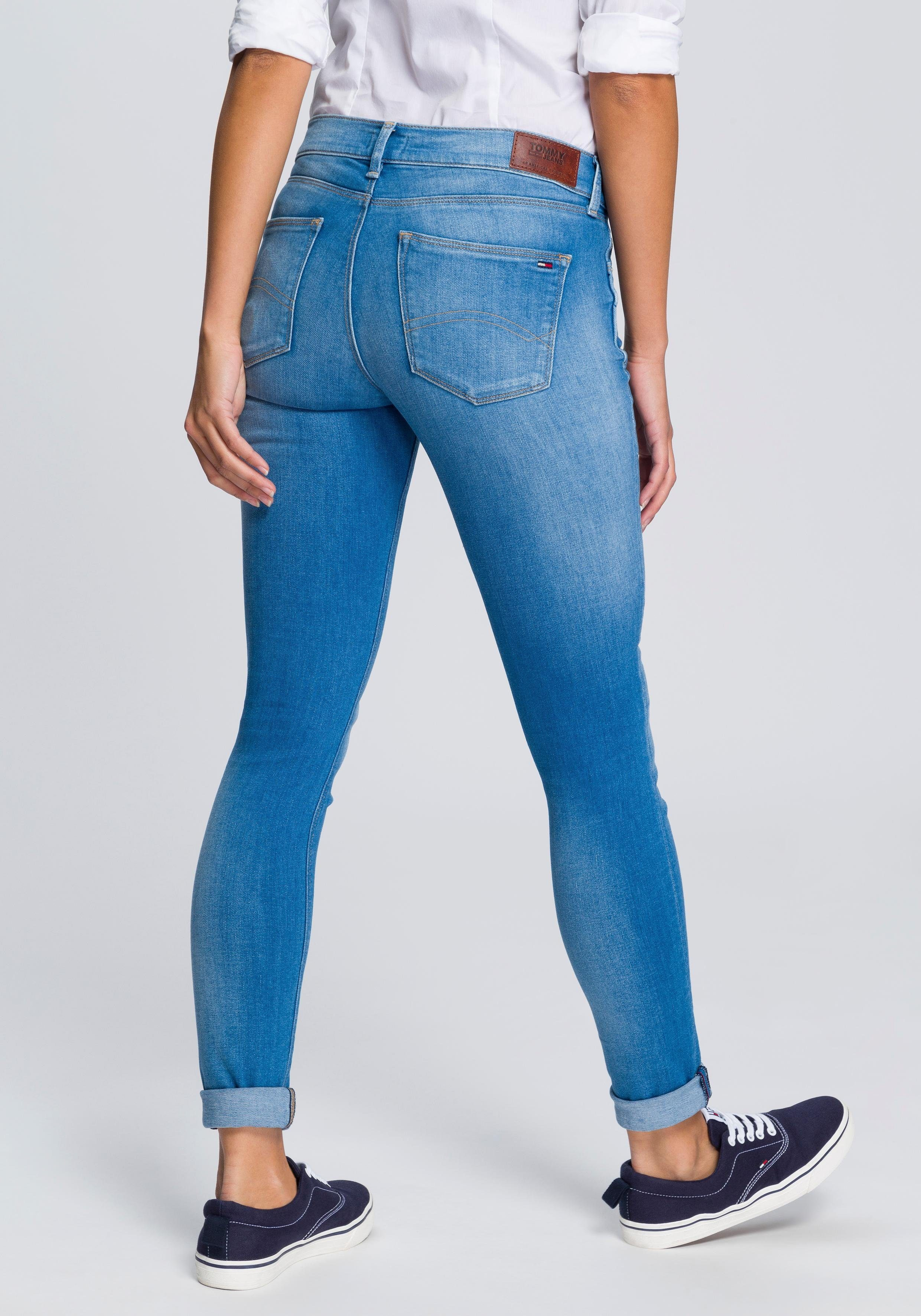 Tommy Jeans Jeans »MID RISE SKINNY NORA SCST«