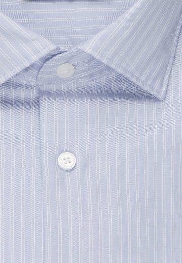 Seidensticker slim« kragen Langarm X Streifen Businesshemd Kent »x slim SrWvfS0qn