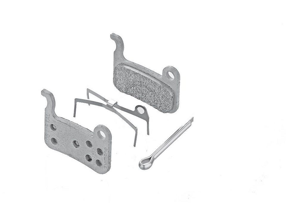 Shimano Bremsbelag »M06 Scheibenbremsbelag Metall«