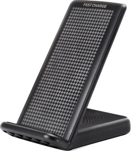 Felixx Lader »Premium Wireless Fast Charger Desktop Stand«