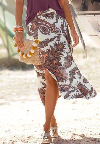 LASCANA Paplūdimio sijonas
