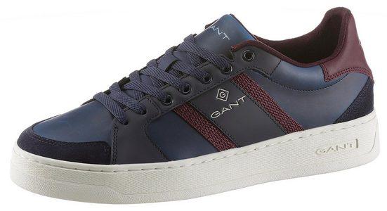 Gant Footwear »Detroit« Sneaker mit gepolstertem Schaftrand