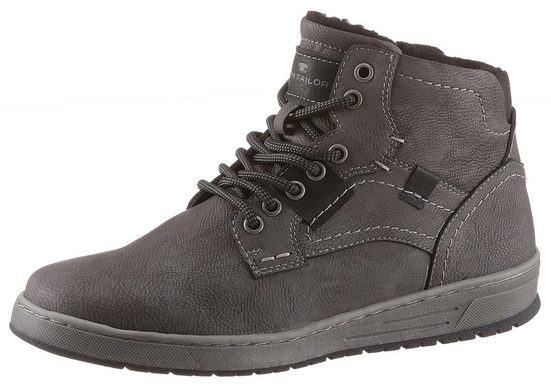 TOM TAILOR Sneaker mit Warmfutter