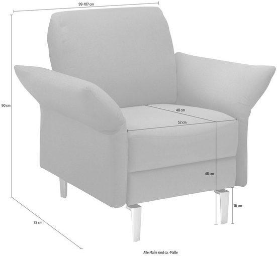 ADA premium Sessel »Mirabelle«  inklusive Armlehnenverstellung