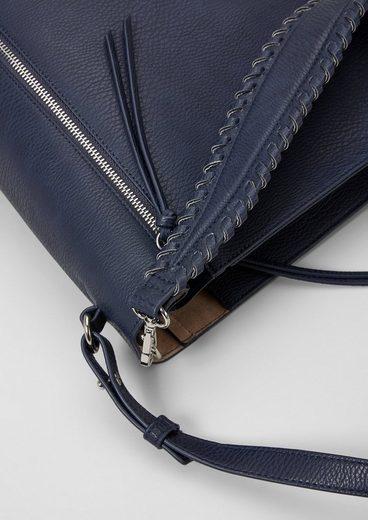 Black Label oliver Detail S Shopper Geflochtenem Mit 6w0Eq5p