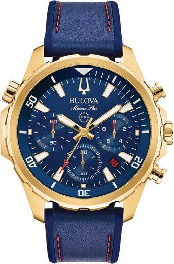 Bulova Chronograph »Marine Star, 97B168«