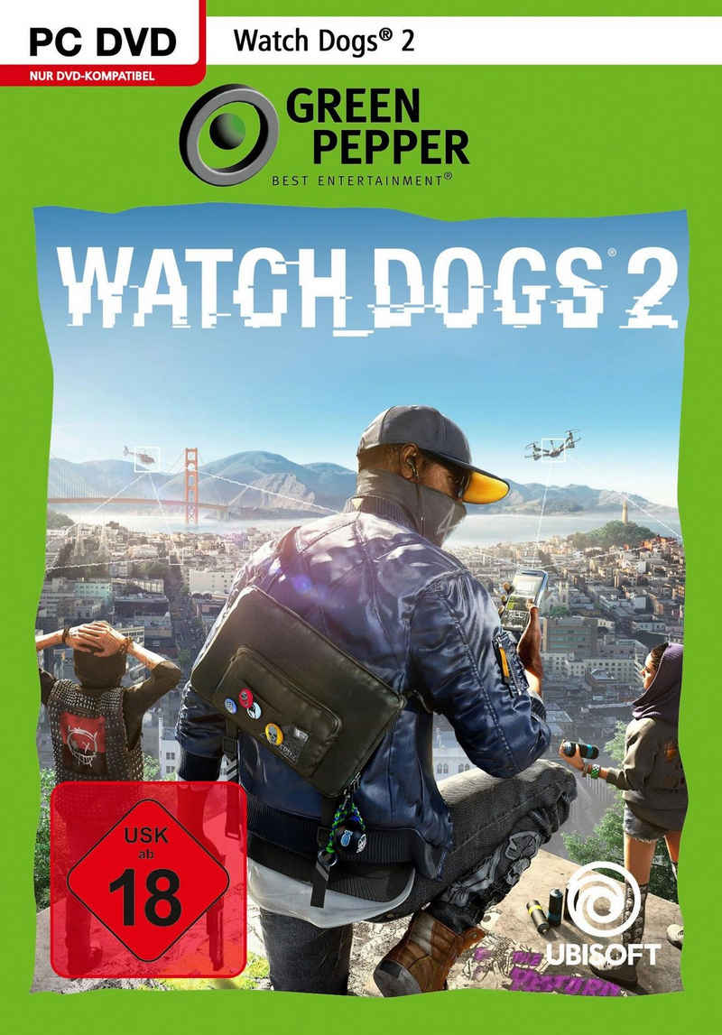 Watch Dogs 2 PC, Software Pyramide