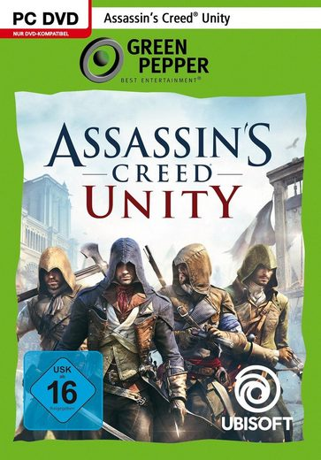 Assassin's Creed Unity PC, Software Pyramide