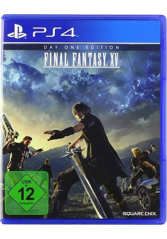Day One Edition Final Fantasy XV PlayS...