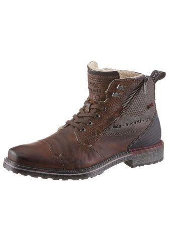 Ботинки со шнуровкой »Salva Spor...