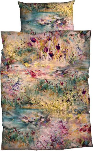 Bettwäsche »Fleur«, CASATEX, im floralen Design
