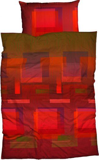 Bettwäsche »Escape«, CASATEX, mit Grafikprint