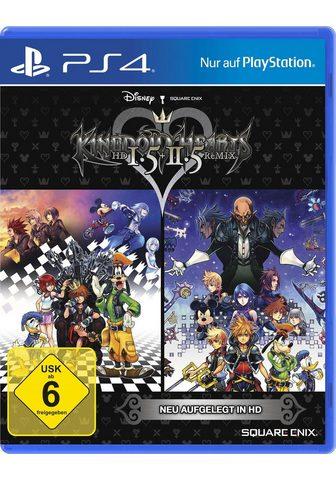 Kingdom Hearts HD 1.5 & 2.5 Remix ...