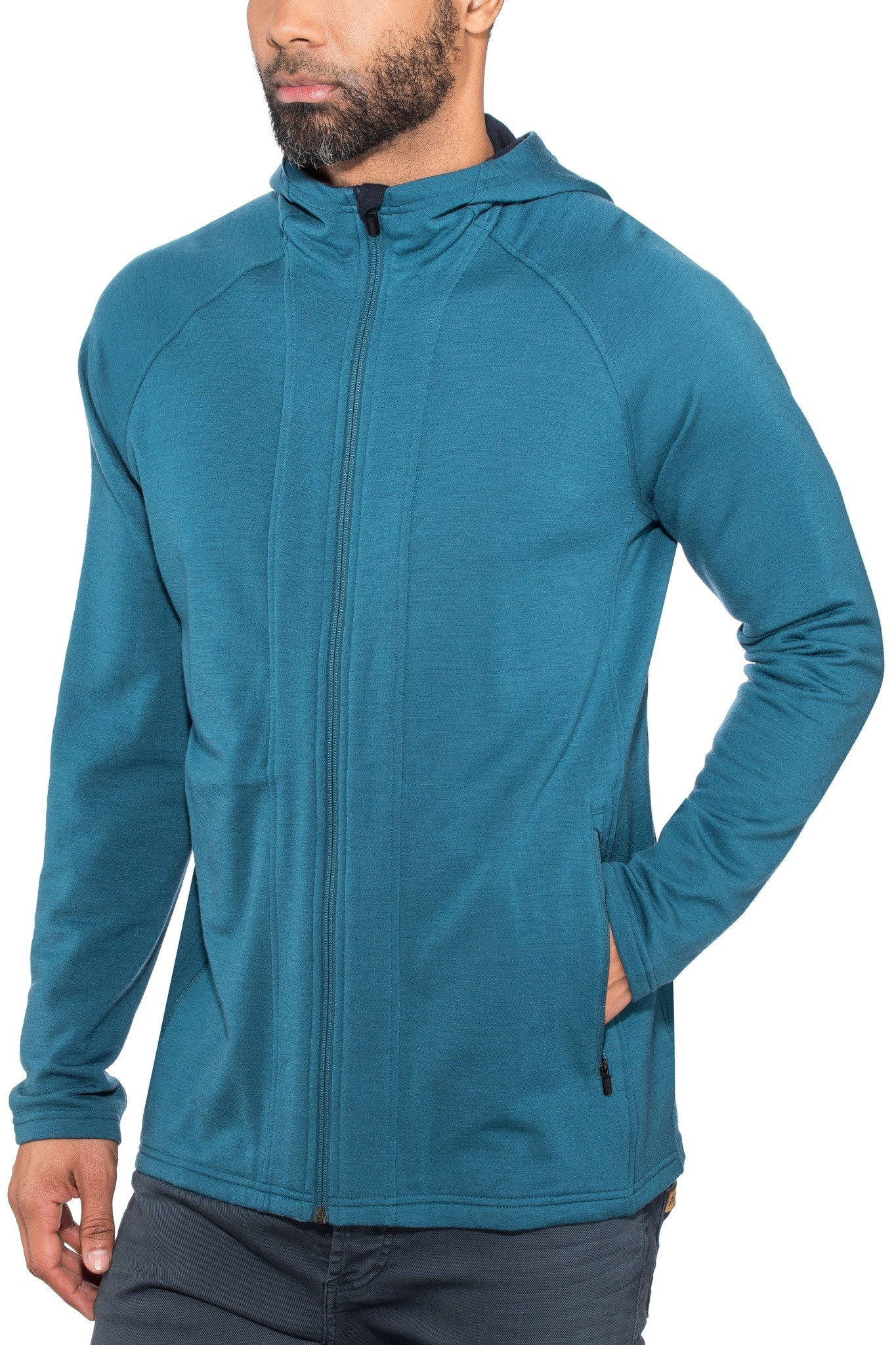 Hooded Jacket »wander Outdoorjacke Men« Icebreaker UzMSpqV