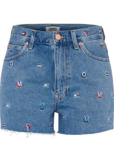 Qualität zuerst am besten wählen ungeschlagen x Tommy Hilfiger Damen Shorts online kaufen   OTTO