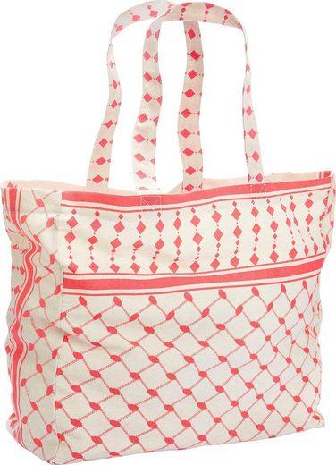 LASCANA XL-Strandtasche, Shopper mit Print
