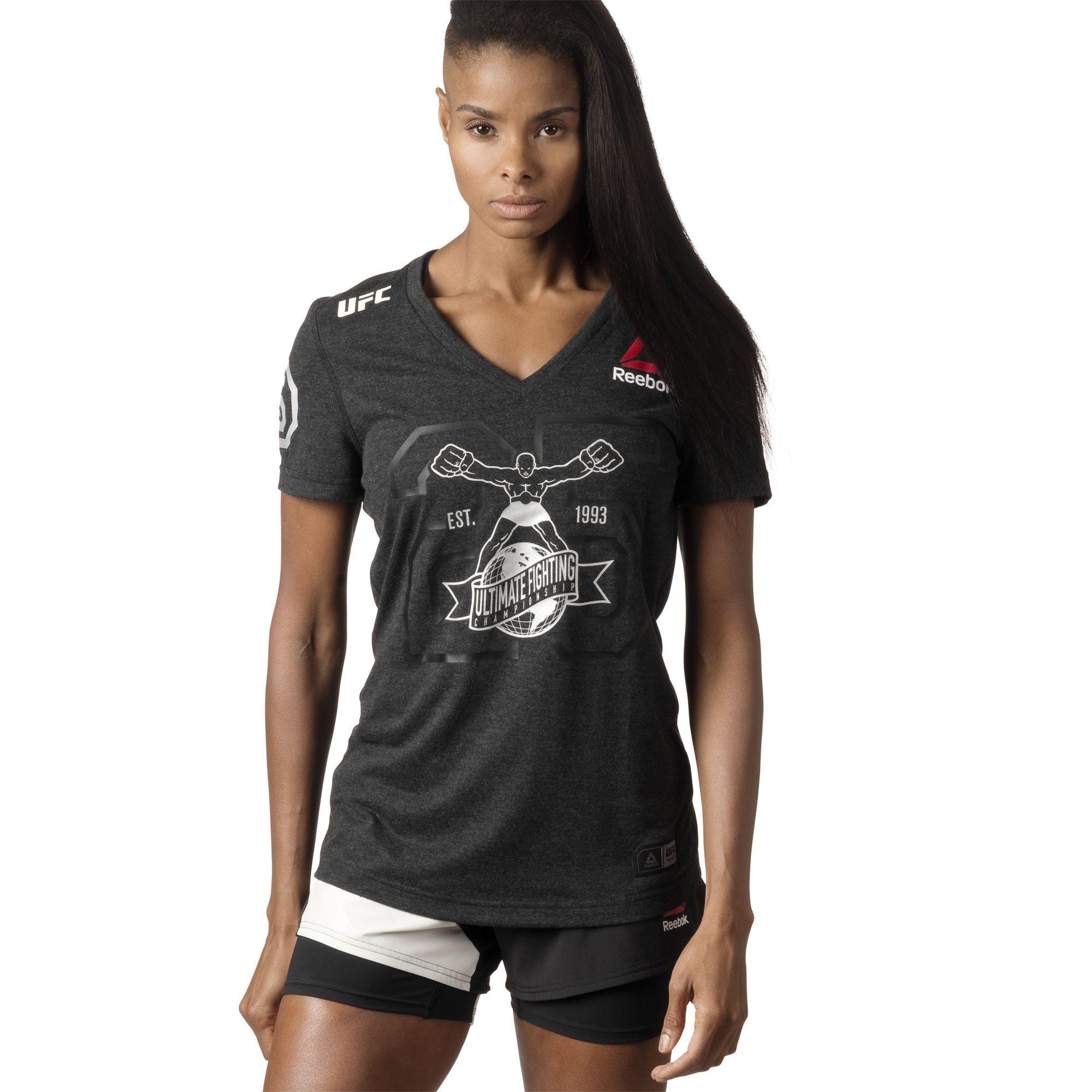 Reebok T-Shirt »UFC Fight Kit Decorated Jersey«