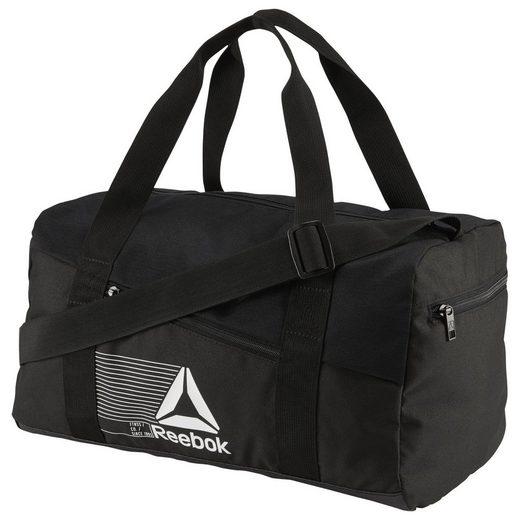 Reebok Sporttasche »Active Foundation Grip Duffel Bag Small«