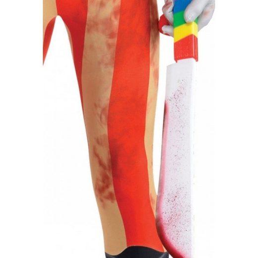 Second Skin Horror Clown Kostüm für Herren