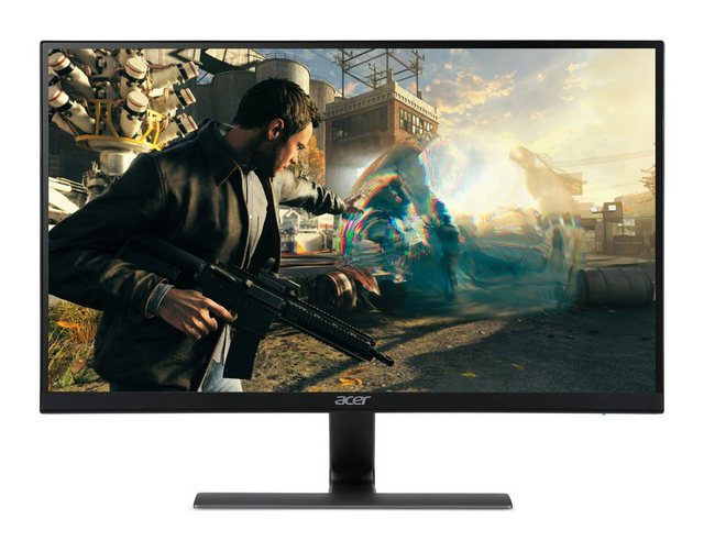 Acer Acer Nitro RG270bmiix Gaming-Monitor 68,58 cm 27 , 1920 x 1080 Pixel, Full HD, 1 ms Reaktionszeit, IPS-LED, Nitro RG270