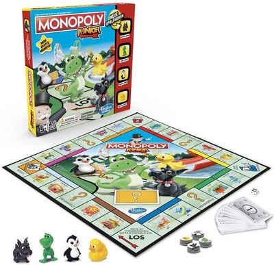 Hasbro Spiel, »Monopoly Junior«, Made in Europe