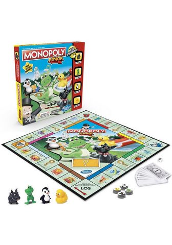 """HASBRO Spiel """"Monopoly Junior"""""""