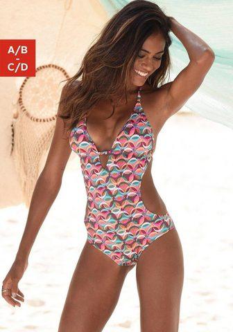 VENICE BEACH Vientisas maudymosi kostiumėlis