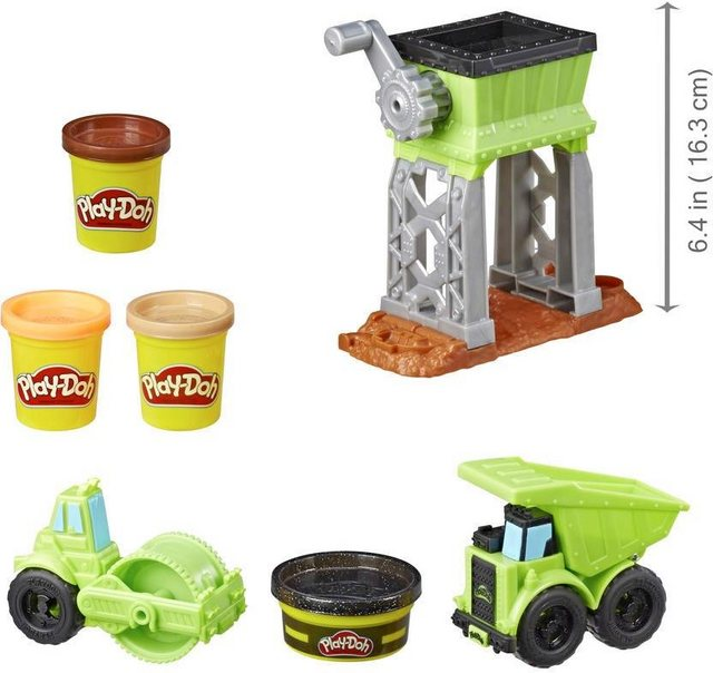 Image of Hasbro - Play-Doh - Wheels Steinmühle