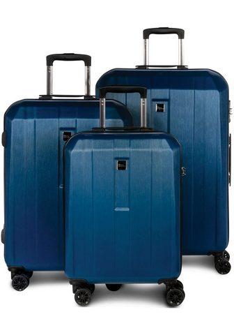 """FABRIZIO ® Trolleyset """"Gateway blau&qu..."""
