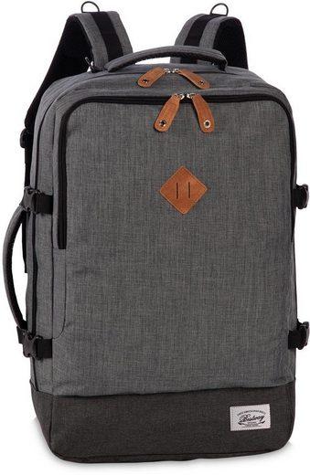 Laptoprucksack »Bestway Cabin Pro, grau«
