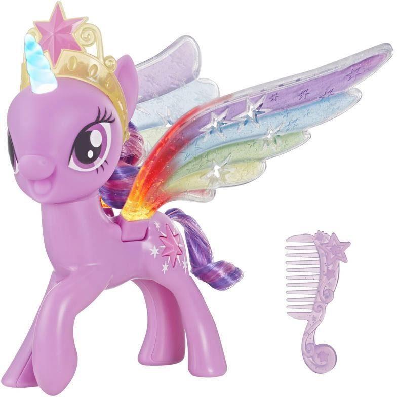 Pony Spielset 3x figuren Spielfiguren My Little geschenk  spielzeug spielset