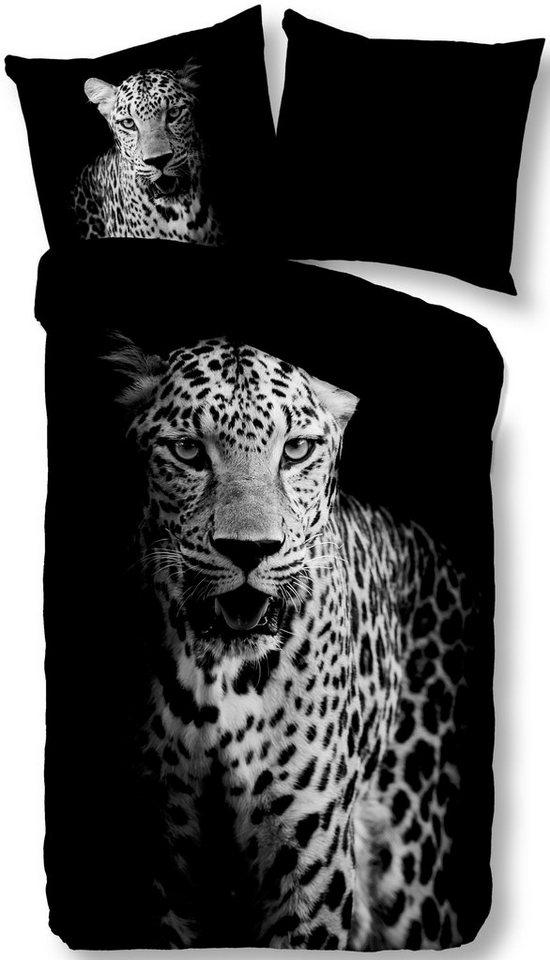 Wendebettwasche Hans Pure Luxury Collection Mit Leopard Online Kaufen Otto