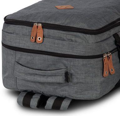 Laptoprucksack Pro »bestway »bestway Cabin Grau« Laptoprucksack zfTxOnBq
