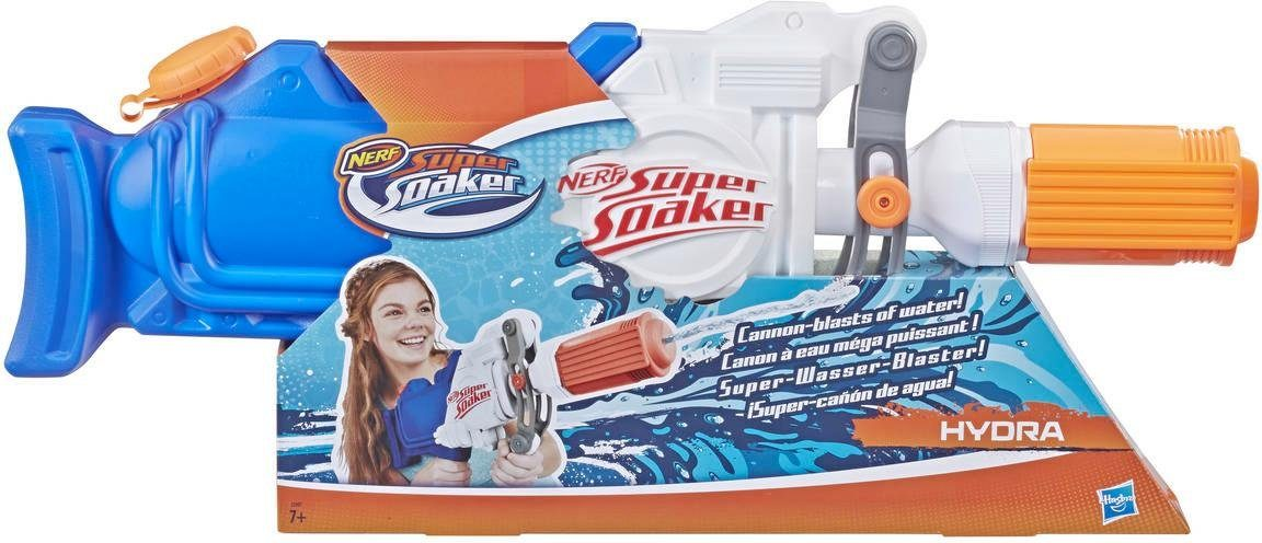 Hasbro Wasserpistole, »Super Soaker Hydra«