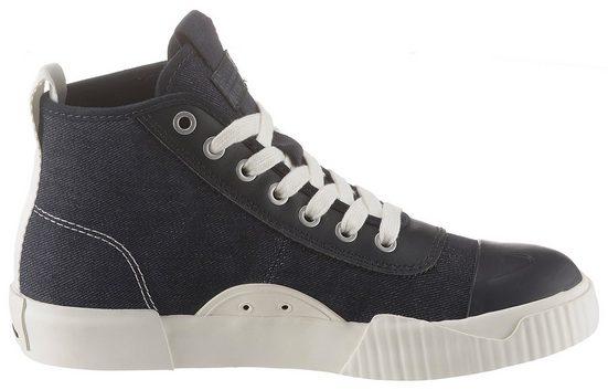 Mid« star Im G Lässigen Design Denim »rackam Raw Parta Sneaker XHggpCO