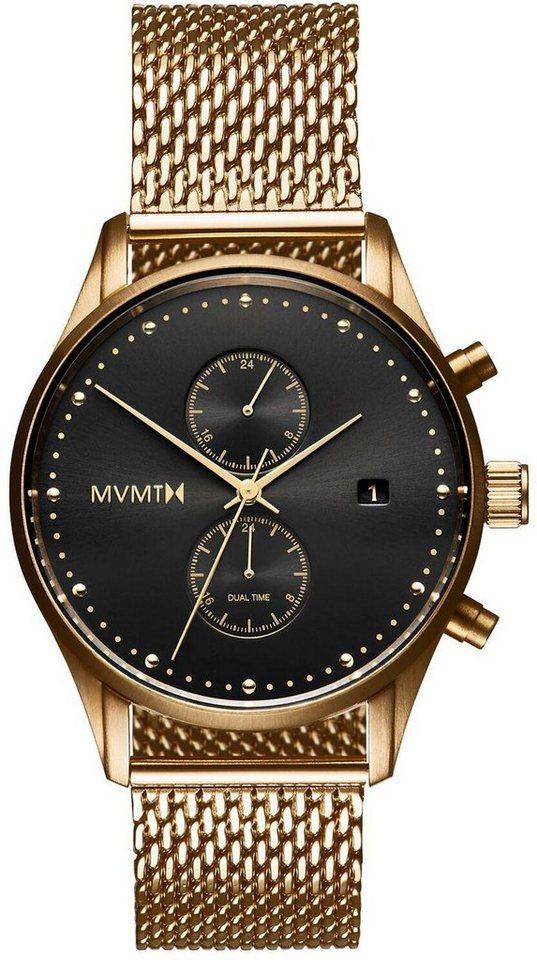 MVMT Multifunktionsuhr »Voyager, MV01-G2« | Uhren > Multifunktionsuhren | Goldfarben | MVMT