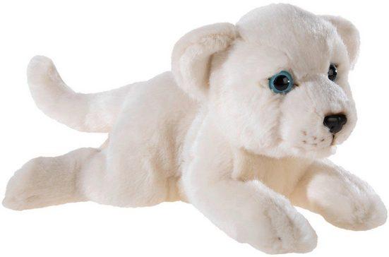 Heunec® Kuscheltier »MISANIMO Weisser Löwe, 25 cm«, liegend