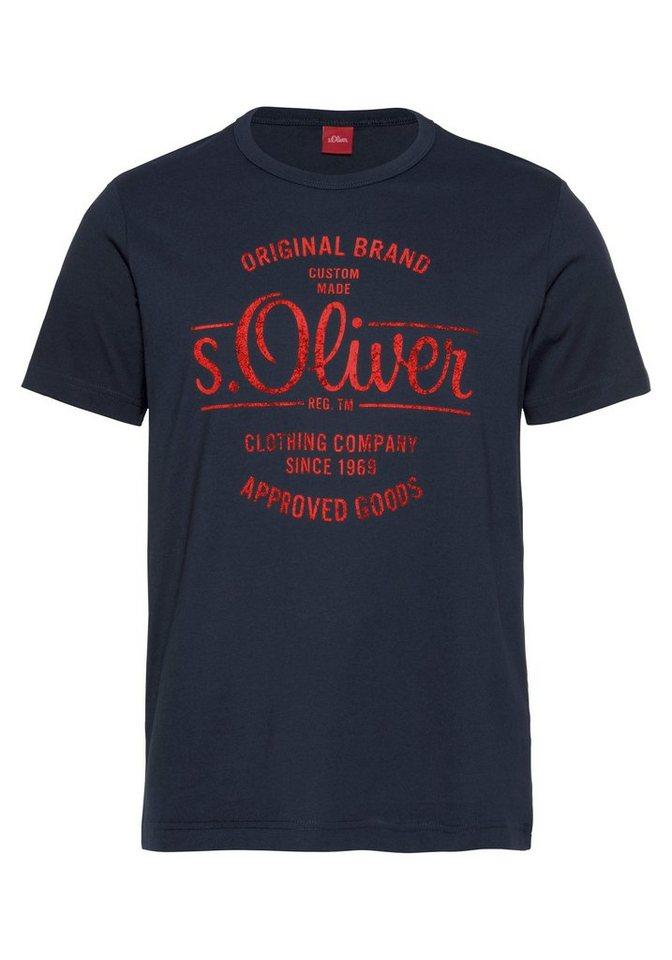 efe7303099c78e s.Oliver RED LABEL T-Shirt