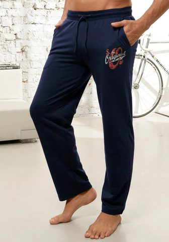 S.OLIVER BODYWEAR Sportinio stiliaus kelnės