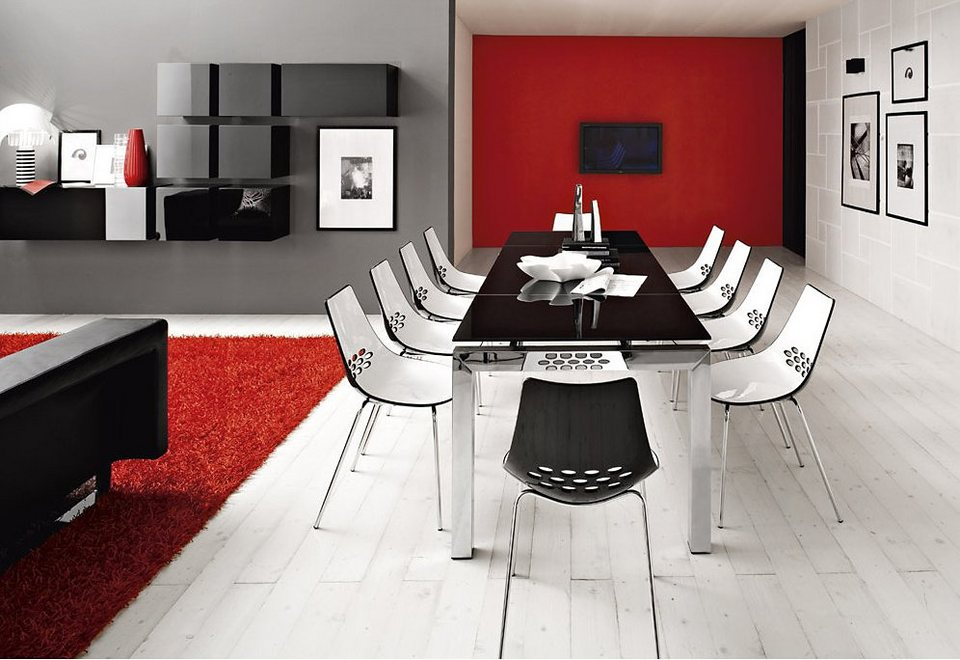 connubia by calligaris st hle cb 1059 jam 2 stck. Black Bedroom Furniture Sets. Home Design Ideas