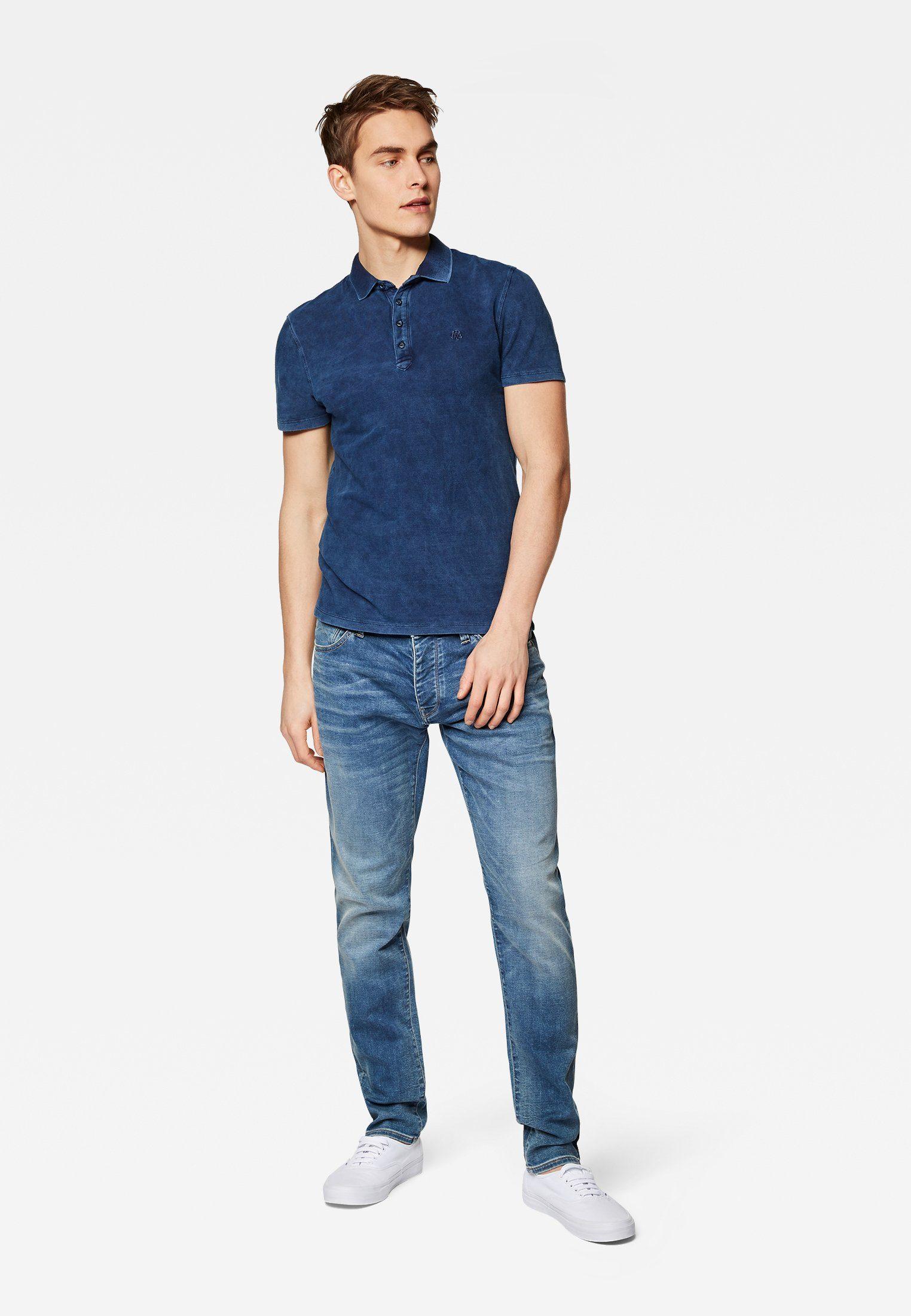 Mavi Poloshirt »INDIGO POLO TEE« Poloshirt