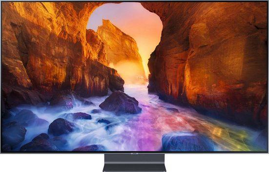 Samsung Premium GQ65Q90R QLED-Fernseher (163 cm/65 Zoll, 4K Ultra HD, Smart-TV)