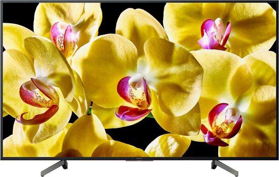 Sony KD65XG8096BAEP LED-Fernseher (164 cm/65 Zoll, 4K Ultra HD, Smart-TV)