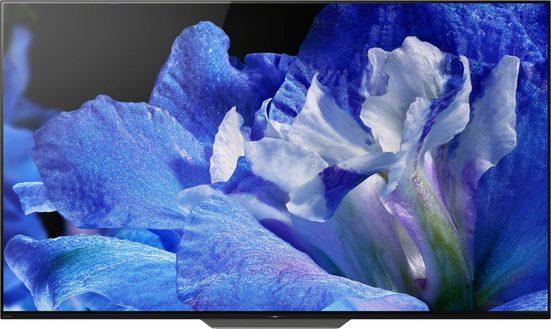 Sony KD65AF8BAEP OLED-Fernseher (164 cm/65 Zoll, 4K Ultra HD, Smart-TV)